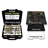 RamRodz #70035 Universal Gun Cleaning System (New) with Solvents and Cleaning Mat
