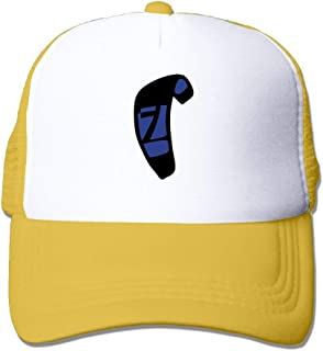 TOMTM Kite N7 Vec 2 Big Foam Trucker Baseball Cap Mesh Back Adjustable Cap