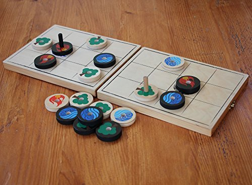 Tyto Games Elementos the Board Game