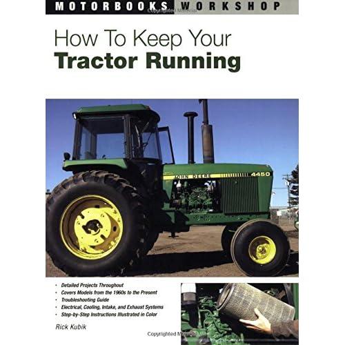 FARM TRACTOR REPAIR: Amazon com