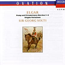 Elgar: Pomp and Circumstance Marches 1-5; Enigma Variations