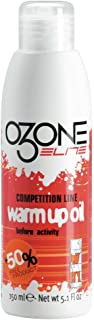 Elite Spray Ozone  - Aceite calentamiento muscular, 150 ml