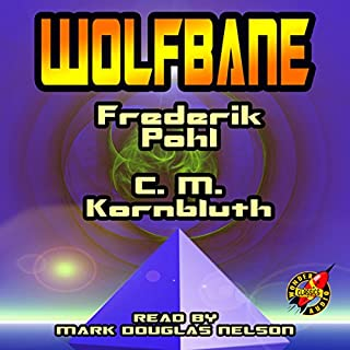 Wolfbane audiobook cover art