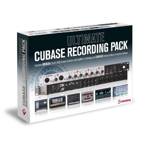 Steinberg UR824 Ultimate Cubase Recording Pack inkl. Cubase Pro 8 UR-824 NEU