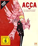 ACCA, 3 DVD (Gesamtedition)