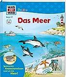 WAS IST WAS Junior Band 17. Das Meer: Welche Meere gibt es? Wo ist das Wasser bei Ebbe? Wie tief ist die Tiefsee? (WAS IST WAS Junior Sachbuch, Band 17) - Christina Braun