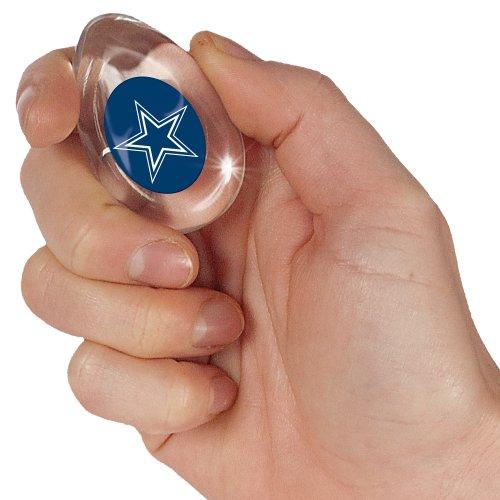 Angelstar ea20401-cowb Dallas Cowboys Jubelnde Stein, 2hohe