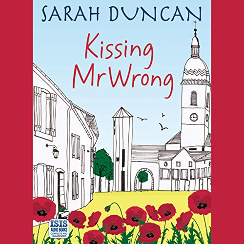 Kissing Mr Wrong cover art