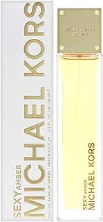 Michael Kors Sexy Amber Eau De Parfum Spray, 3.4 Ounce, MK55EH