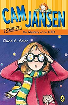 Cam Jansen the Mystery of the U.F.O #2