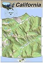 39°121° SE - Yuba City, California Backcountry Atlas (Topo)