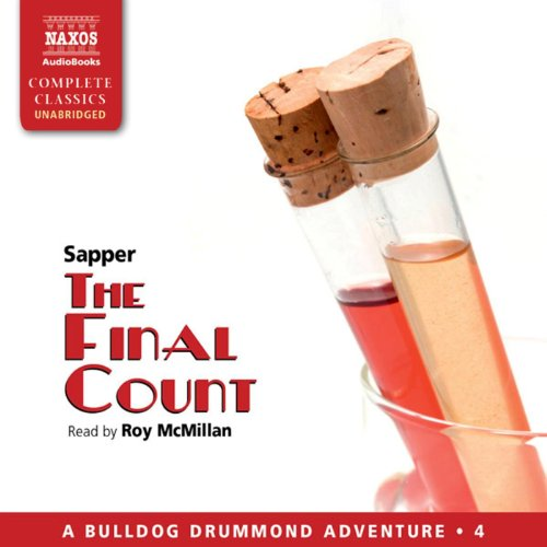 The Final Count audiobook cover art