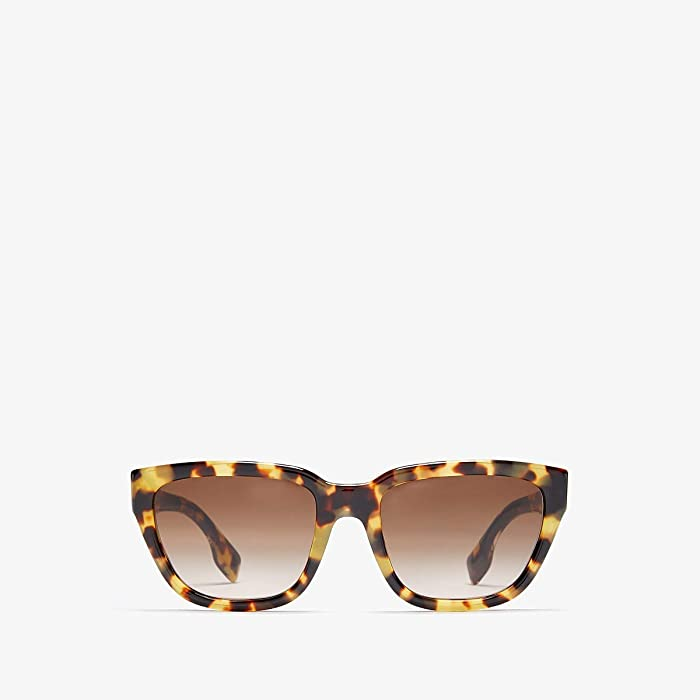 Burberry  0BE4277 (Light Havana/Brown Gradient) Fashion Sunglasses