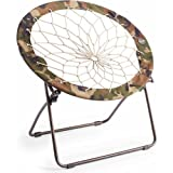 Bunjo Bungee Chair, Camouflage + Cleaning Pads