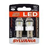 SYLVANIA ZEVO 1157 White LED Bulb, (Contains 2 Bulbs)