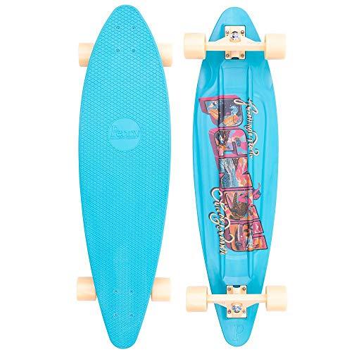 Penny monopatin Skate Skateboard Longboard Postcard Coastal Blue 36