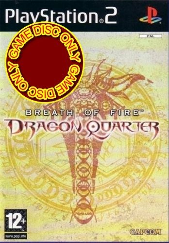 Breath of Fire: Dragon Quarter (PS2) [Importación Inglesa]