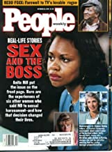 People Weekly October 28 1991 Anita Hill on Cover (Supreme Court Justice Clarence Thomas Scandal), Redd Foxx/Sanford and S...