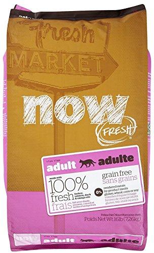 Now Fresh Senior Grain-Free Weight Management Cat Food