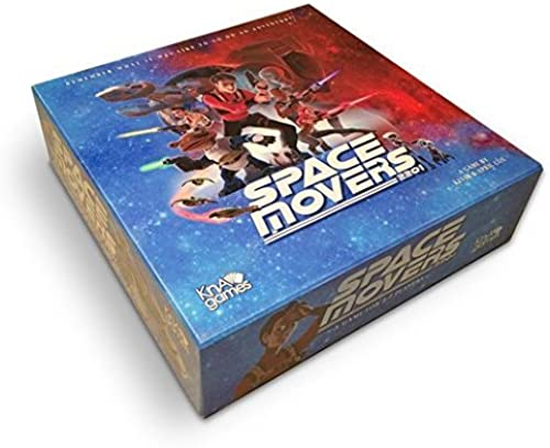 Space Movers 2201 by Studio 2 Publishing