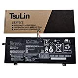 TsuLin L15L4PC0 Laptop Battery Compatible with Lenovo IdeaPad 710S-13IKB 710S Plus Touch-13IKB 710S Plus-13ISK V730-13 710S Plus-13IKB 710S-13ISK Series 5B10K85625 L15M4PC0 L15M6PC0 7.6V 46Wh 6055mAh