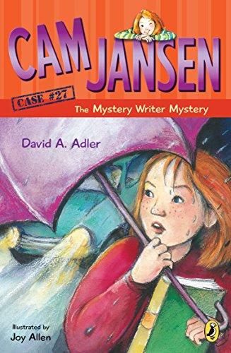 Cam Jansen: Cam Jansen and the Mystery Writer Mystery #27の詳細を見る
