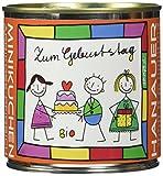 Hanauer Minikuchen Pfirsich-Aprikose 'Zum Geburtstag', 1er Pack (1 x 170 g)