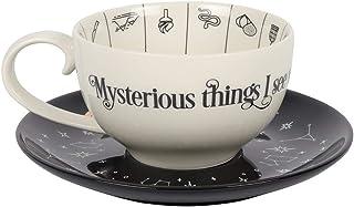 something different Fortune Telling Ceramic Teacup