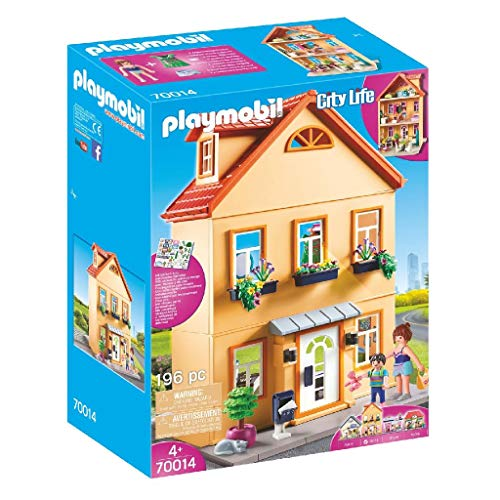 Maison Playmobil City Life