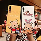 Huawei p20pro mobile phone case glass mirror P10 protective sleeve p9plus soft shell p30pro case