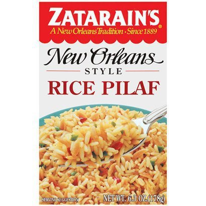 Zatarain's New Orleans Style Special Campaign Rice Pilaf trust 12 of 7 Pack oz