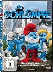 Die Schlümpfe – blaue Comic  und Trickfilm Unterhaltung