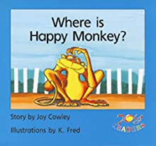Where Is Happy Monkey?