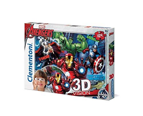 Clementoni- Marvel Avengers Pingüinos...