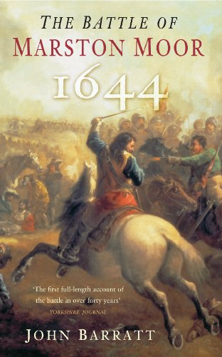The Battle of Marston Moor 1644 (English Edition)