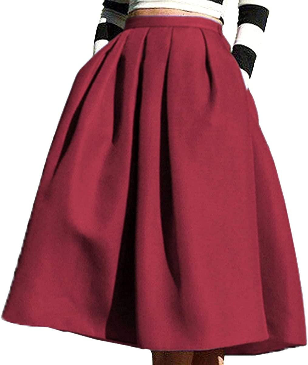 FACE N FACE Women's Pleated