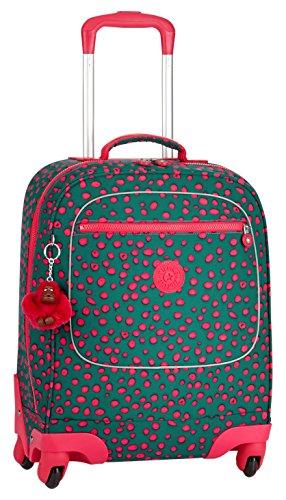 4. Kipling - LICIA - Mochila - Dot Play Print - Una de las mejores mochilas para la escuela