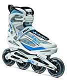 Roces Xenon Fitness Inline Skates Women, White / Nordic Blue, 36