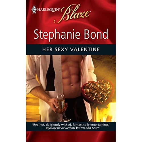 Her Sexy Valentine audiobook cover art