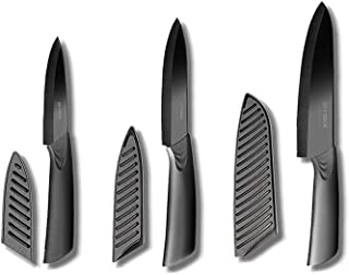 Best cooks coloured knife set Reviews