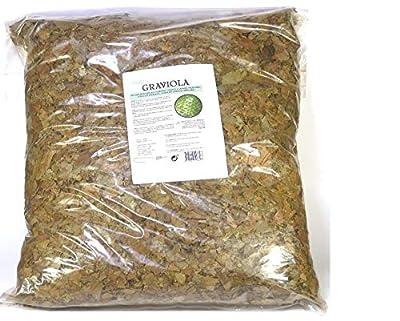graviola hojas Natural Sin