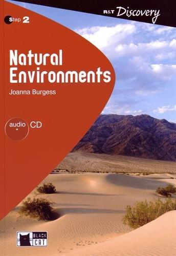 Natural environments. Con CD-ROM [Lingua inglese]: Natural Environments + audio CD