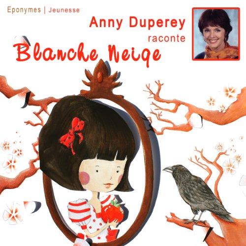 Blanche-Neige audiobook cover art