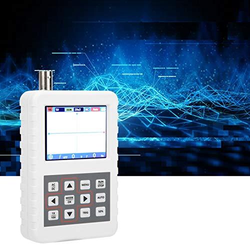 Oscilloscopio LCD, oscilloscopio digitale portatile Economico da indossare - per uso generale per uso professionale per la manutenzione per le industrie