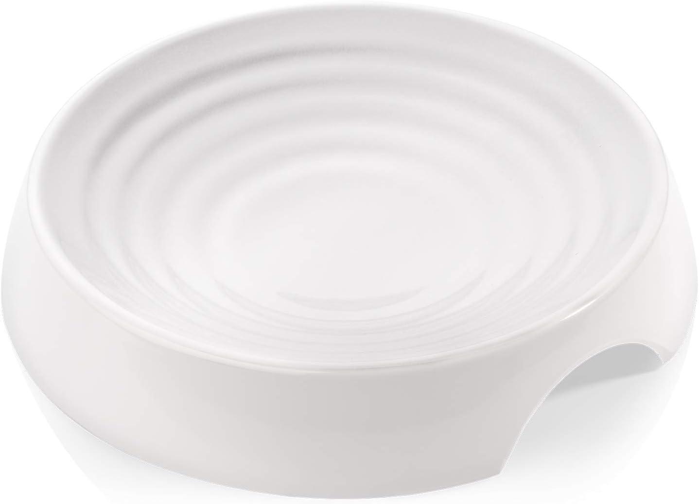 cat water dish cat feeding bowls cat feeder Cat bowls \u2013 Zebra Single stand cat waterer cat food bowls cat food stand Cat dishes
