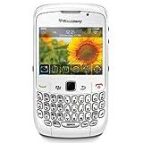 BlackBerry Curve 8520 Smartphone (Tastiera QWERTZ), colore: Bianco (Importato da Germania)