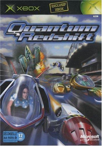 Quantum Redshift [Import: Francia]