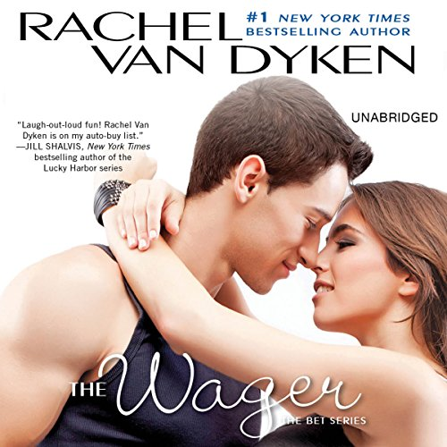 The Wager audiobook cover art