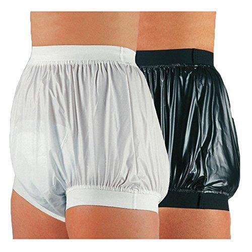 Suprima Inkontinenz PVC-Slip Schupfform Art. 1-218-001 (unisex) - Gr. 40 - weiss
