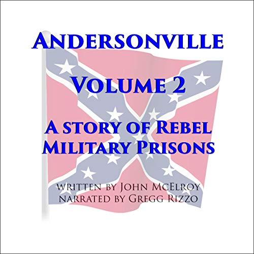 Couverture de Andersonville - Volume 2